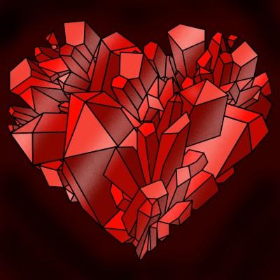 ♡♡♡♡♡ Love   Zenovia   Digital Drawing   PENUP
