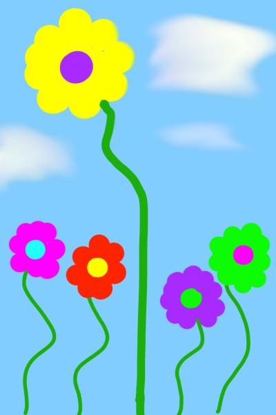 Flowers   Morejon   Digital Drawing   PENUP