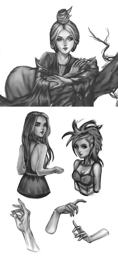 sketch  | iPalenka | Digital Drawing | PENUP