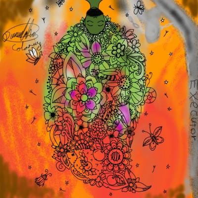 😢MotherNatureExecution😡 | Hipstachio | Digital Drawing | PENUP