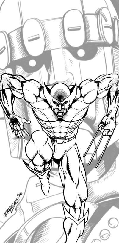 Sentinels Attack!   ivanski215   Digital Drawing   PENUP