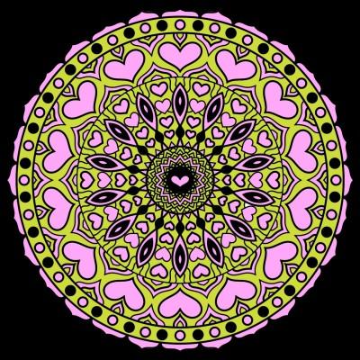 Coloring Digital Drawing | Elvira | PENUP