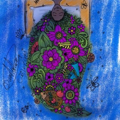 BedBugs | Hipstachio | Digital Drawing | PENUP