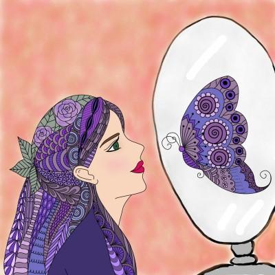 What I see. . . | kaya | Digital Drawing | PENUP