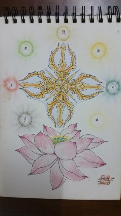วัชระ ปัทมะ ฮง | NuKrit | Digital Drawing | PENUP