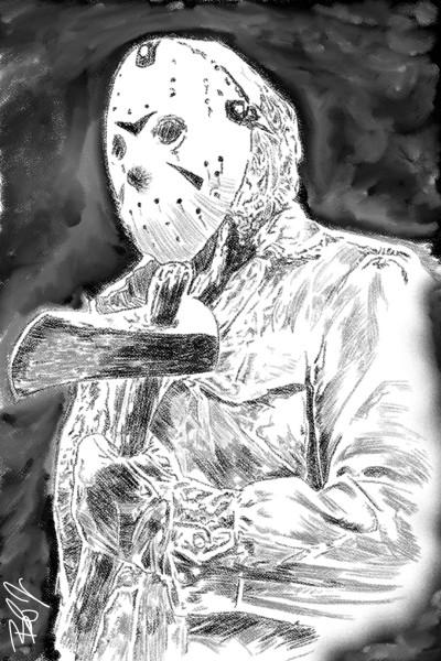 Jason    nyyankeehitman   Digital Drawing   PENUP