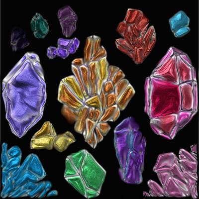 Gems | jjbinksljg2 | Digital Drawing | PENUP