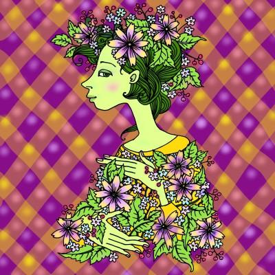 Coloring Digital Drawing | ania.m | PENUP