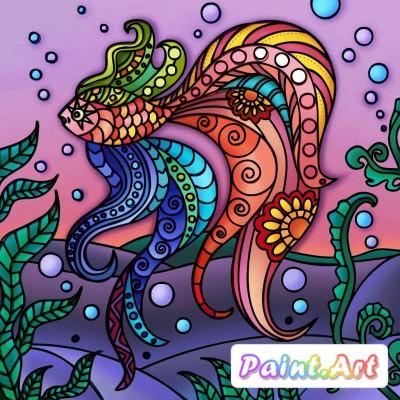 さかな | Gaycouple | Digital Drawing | PENUP