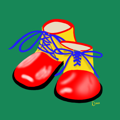 Other Rodeo Shoes | Dwight | Digital Drawing | PENUP