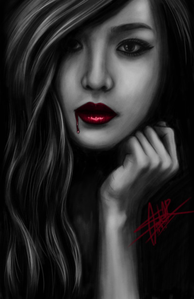 Halloween_Tiffany | FirstNote4 | Digital Drawing | PENUP