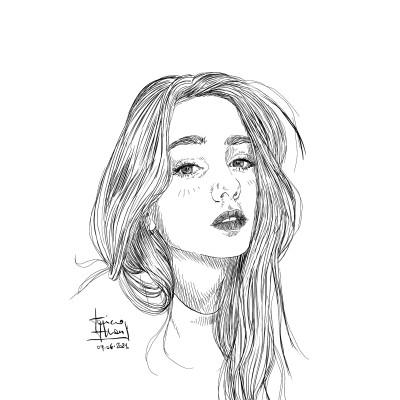 Dasha  | jericojhones | Digital Drawing | PENUP