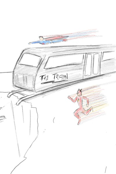 Train in troubles   Franchesca   Digital Drawing   PENUP