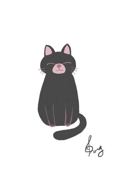 고양이 | zzunee22 | Digital Drawing | PENUP