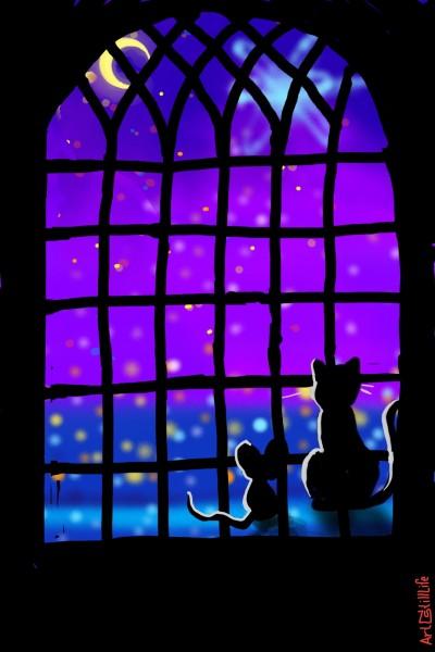 church mouse... | artNstillLife | Digital Drawing | PENUP