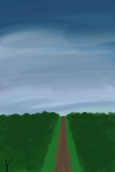 dirt road | gman187 | Digital Drawing | PENUP