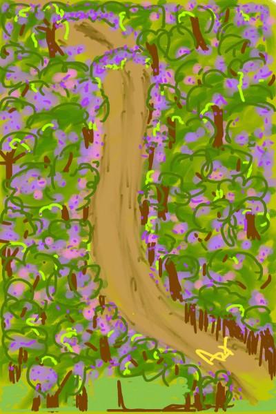 path | AZR | Digital Drawing | PENUP
