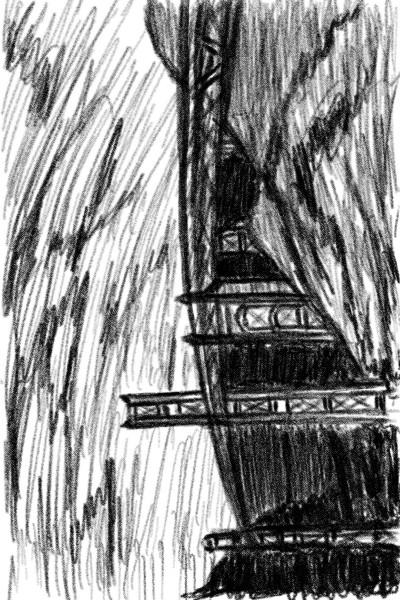 Golden Gate Bridge SF | BeardedRussian | Digital Drawing | PENUP