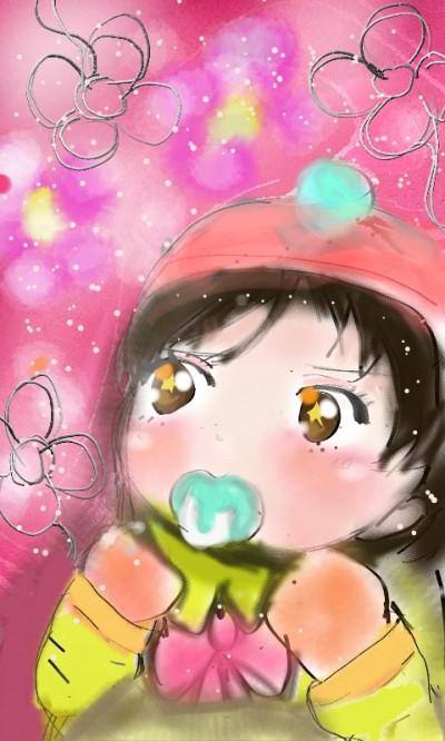 Baby Happy   NaaSu   Digital Drawing   PENUP