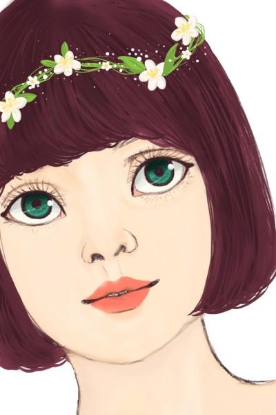 princess    jeongeun0912   Digital Drawing   PENUP