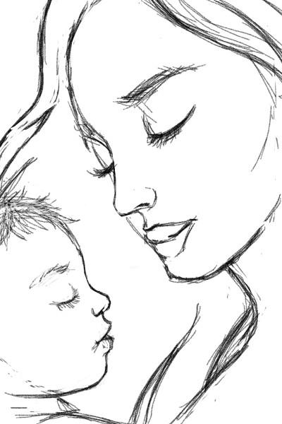 Mama | chito_gvrito | Digital Drawing | PENUP