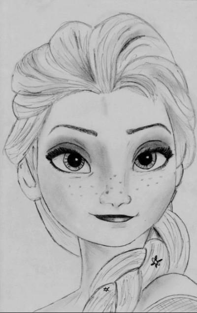 elza | elena | Digital Drawing | PENUP