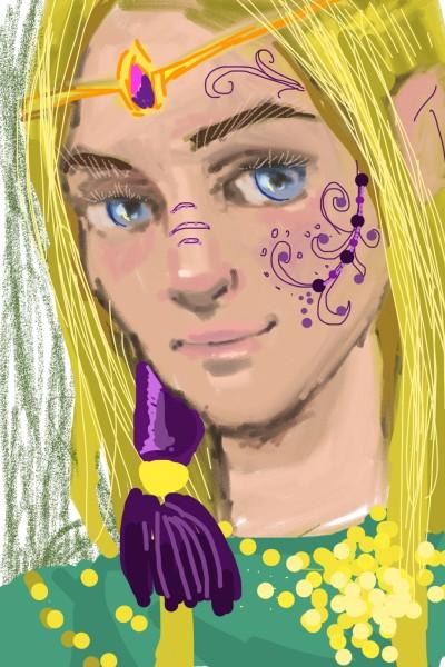 the Elf | chito_gvrito | Digital Drawing | PENUP