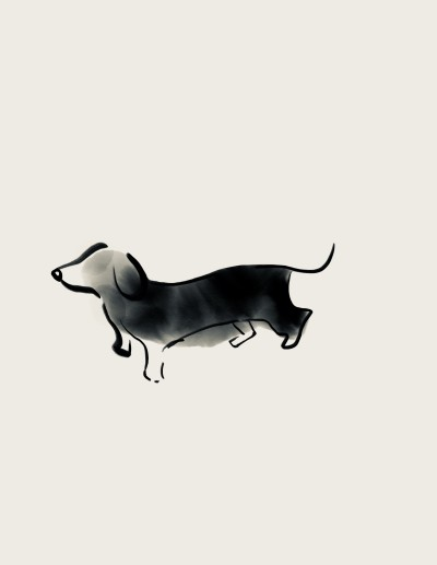 Dachs hund   KWON   Digital Drawing   PENUP
