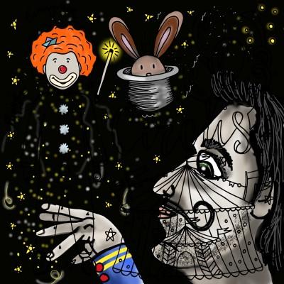 Circus magic ☆゚.*・。゚   SummerKaz   Digital Drawing   PENUP