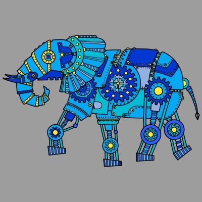 Coloring Digital Drawing | StevenCarroll | PENUP