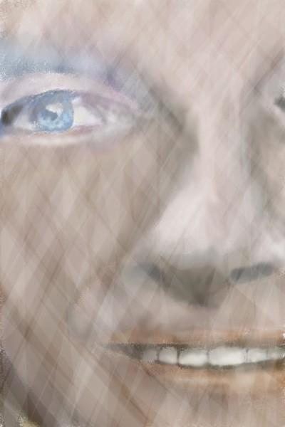 Portrait Digital Drawing | les | PENUP