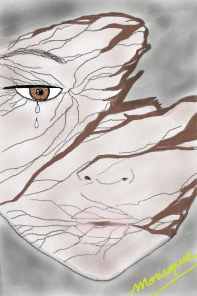 Sadness | monique | Digital Drawing | PENUP