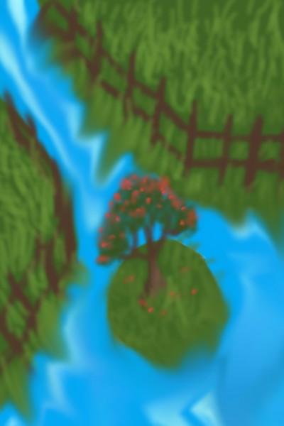 Landscape Digital Drawing   susmi   PENUP
