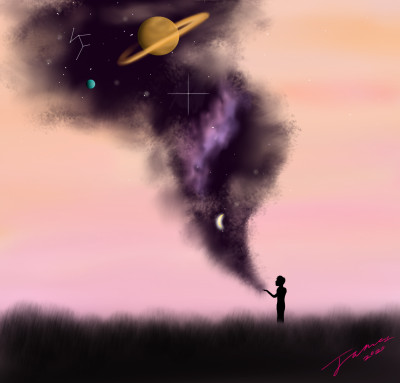 Astrophile | James_Maynard | Digital Drawing | PENUP