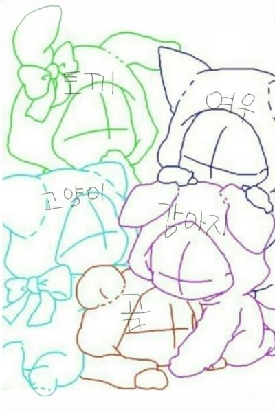 합작하실분~~~ | miho | Digital Drawing | PENUP