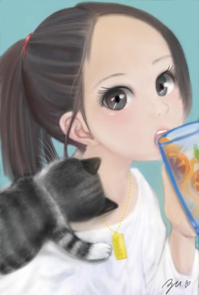 For♥ Sooa   azu   Digital Drawing   PENUP