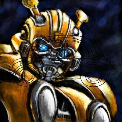 Bee | Mishanya | Digital Drawing | PENUP