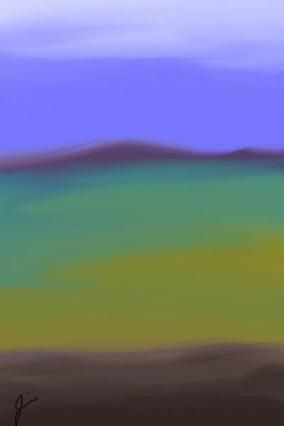 the bay | gman187 | Digital Drawing | PENUP