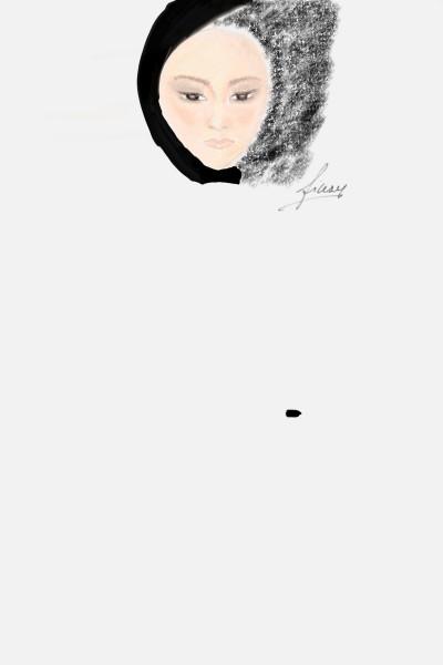 La tristezza sospesa   Giusy   Digital Drawing   PENUP