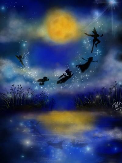 ☆let's draw moon☆ | kitt | Digital Drawing | PENUP