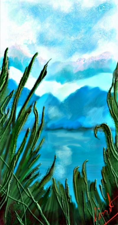 Artecture app https://youtu.be/mE9HuLtAfGQ | Nigart | Digital Drawing | PENUP