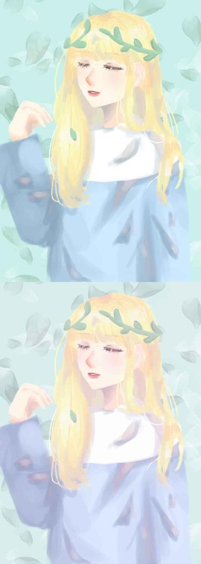 토끼는 멍청해팀!!(올만에 패드그림)   _Sso   Digital Drawing   PENUP