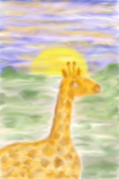 sunrise  | natalie | Digital Drawing | PENUP