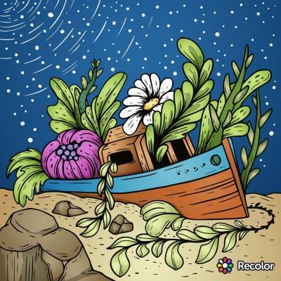 Plant Digital Drawing | Elvira | PENUP