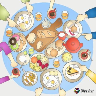 Food Digital Drawing | Elvira | PENUP