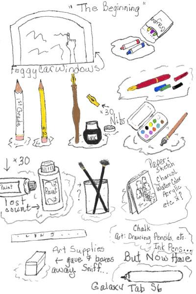PENUP Digital Drawing | Trish | PENUP