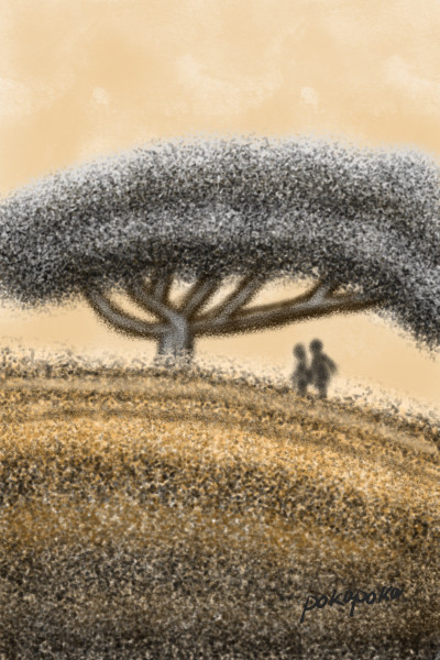 Utilize the feeling of soil | pokapoka | Digital Drawing | PENUP