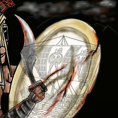 Gladiator | SummerKaz | Digital Drawing | PENUP