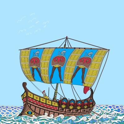 Old Ship | Trish | Digital Drawing | PENUP