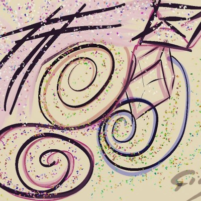 L' euforia Carnevalesca   Giusy   Digital Drawing   PENUP